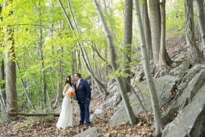 , Bear Mountain Overlook Lodge Wedding
