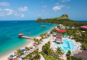 , Sandals St Lucia  ~ La Toc, Grand St. Lucien & Halcyon…oh my!!!