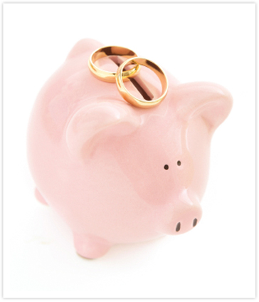Wedding Planning 101 – How to set a wedding budget..and stick to it!