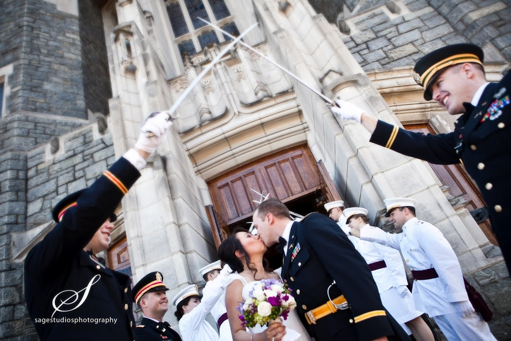 , West Point Military Academy Wedding