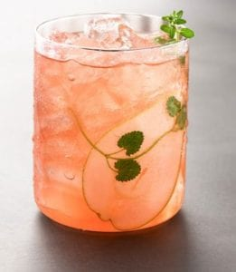 , Spring signature cocktails ~ yummy!