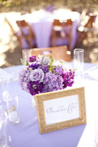 4 things to avoid when choosing your wedding colors